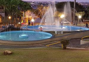Praça Rocha Pombo