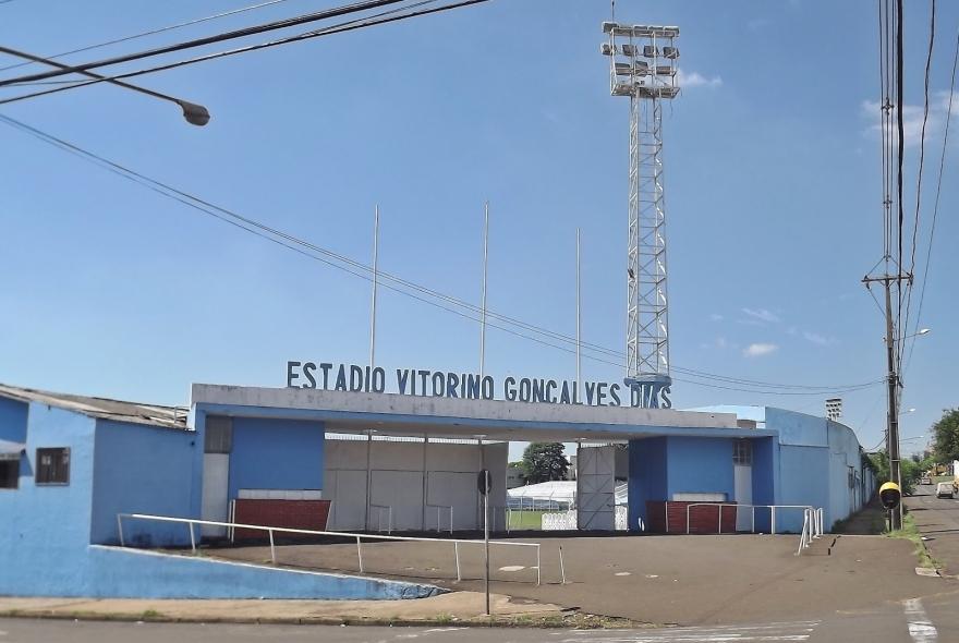 Estádio Vitorino Gonçalves Dias - VGD Londrina