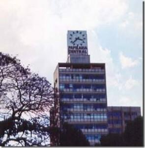 Relojão de Londrina