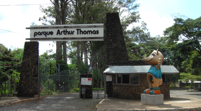 Parque Arthur Thomas - Londrina