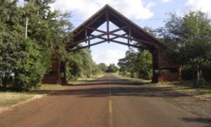 Portal Parque Estadual Mata dos Godoy